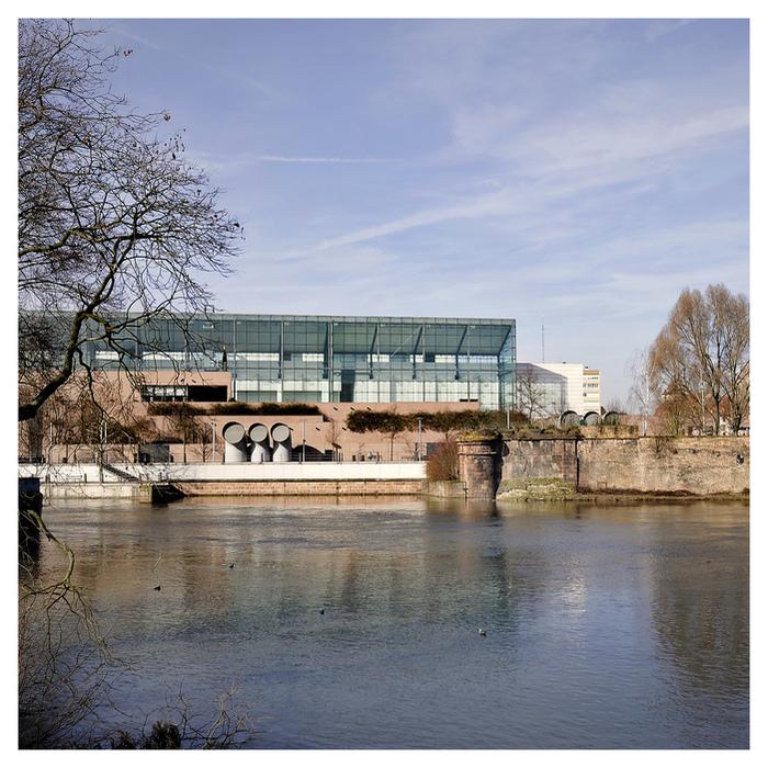 Journées du patrimoine 2020 - Découverte du musée d'art moderne et contemporain de Strasbourg