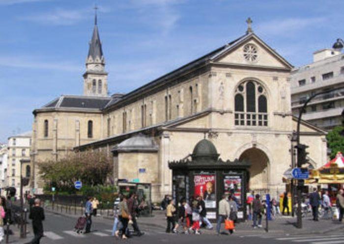Journées du patrimoine 2020 - Visite guidée de l'église Notre-Dame-de-Clignancourt