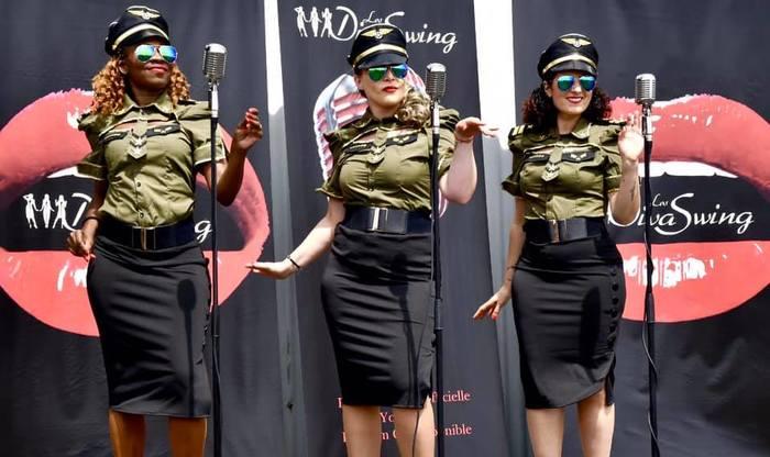 Journées du patrimoine 2019 - Diva Swing
