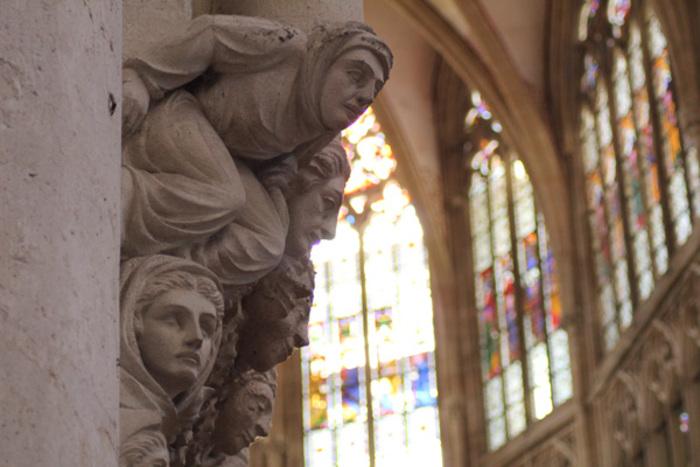 Journées du patrimoine 2019 - Visite libre de la Cathédrale Notre-Dame de Sées