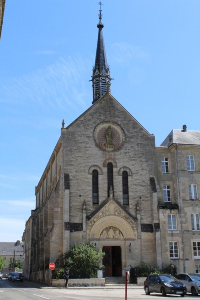 Journées du patrimoine 2020 - Visite guidée de la basilique de l'Immaculée Conception