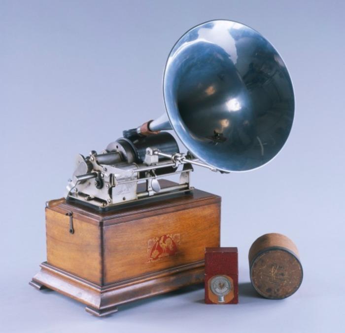 Journées du patrimoine 2019 - Le phonographe à cylindre