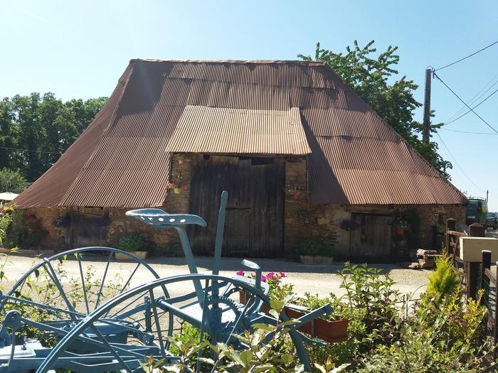 Journées du patrimoine 2020 - Visite libre autour d'une grange ovalaire