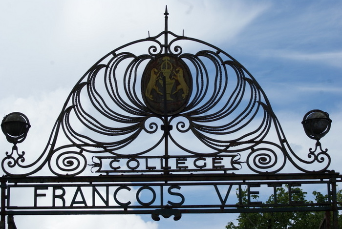 Journées du patrimoine 2019 - Ancien Collège Viète