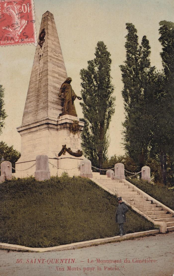 Journées du patrimoine 2020 - « Le cimetière Saint-Jean et la guerre de 1870 »