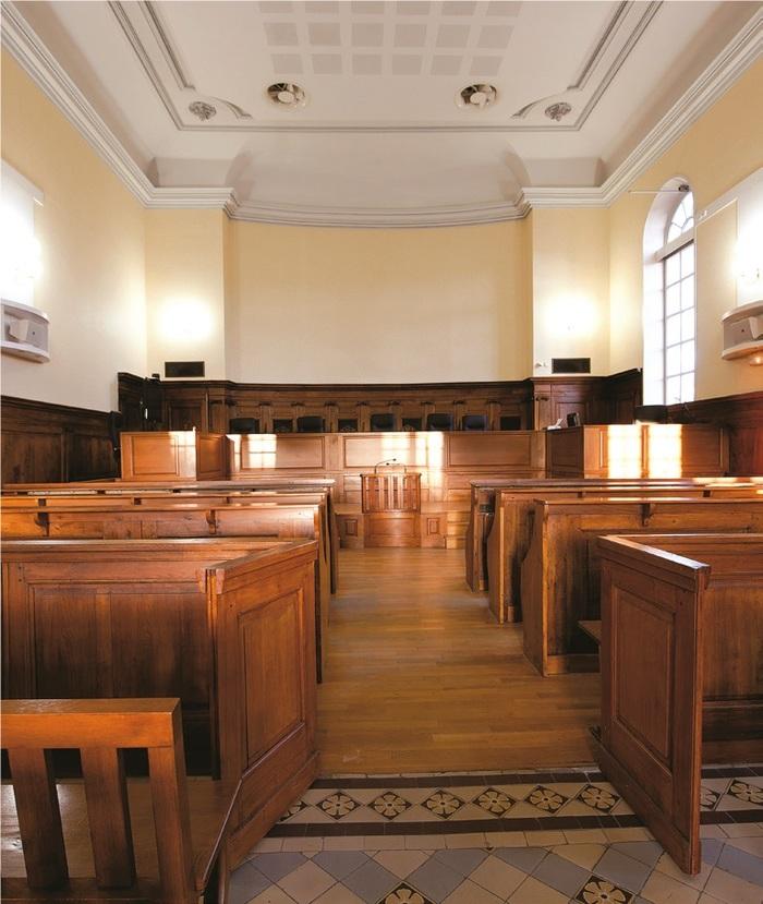 Journées du patrimoine 2019 - Visite du Tribunal de Grande Instance de Mâcon