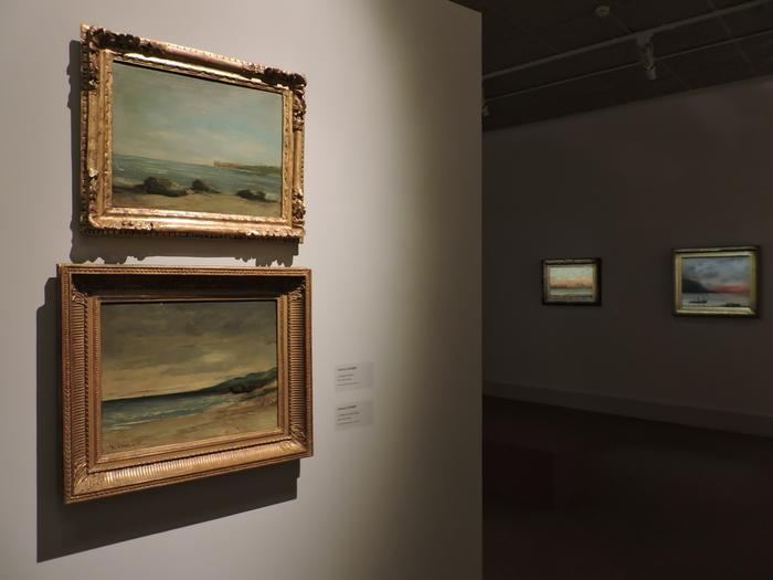 Journées du patrimoine 2019 - Visite guidée de l'exposition Courbet, paysages de mer