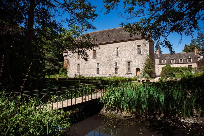 Journées du patrimoine 2020 - Visite du château de Villeconin et son parc