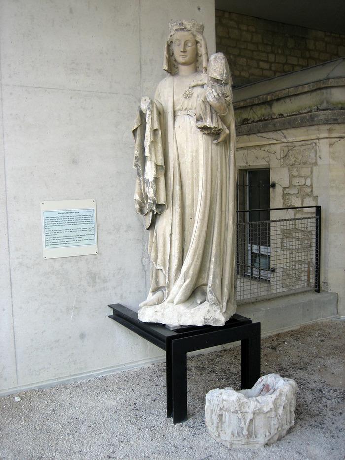 Journées du patrimoine 2019 - Exposition sur la Vierge Marie