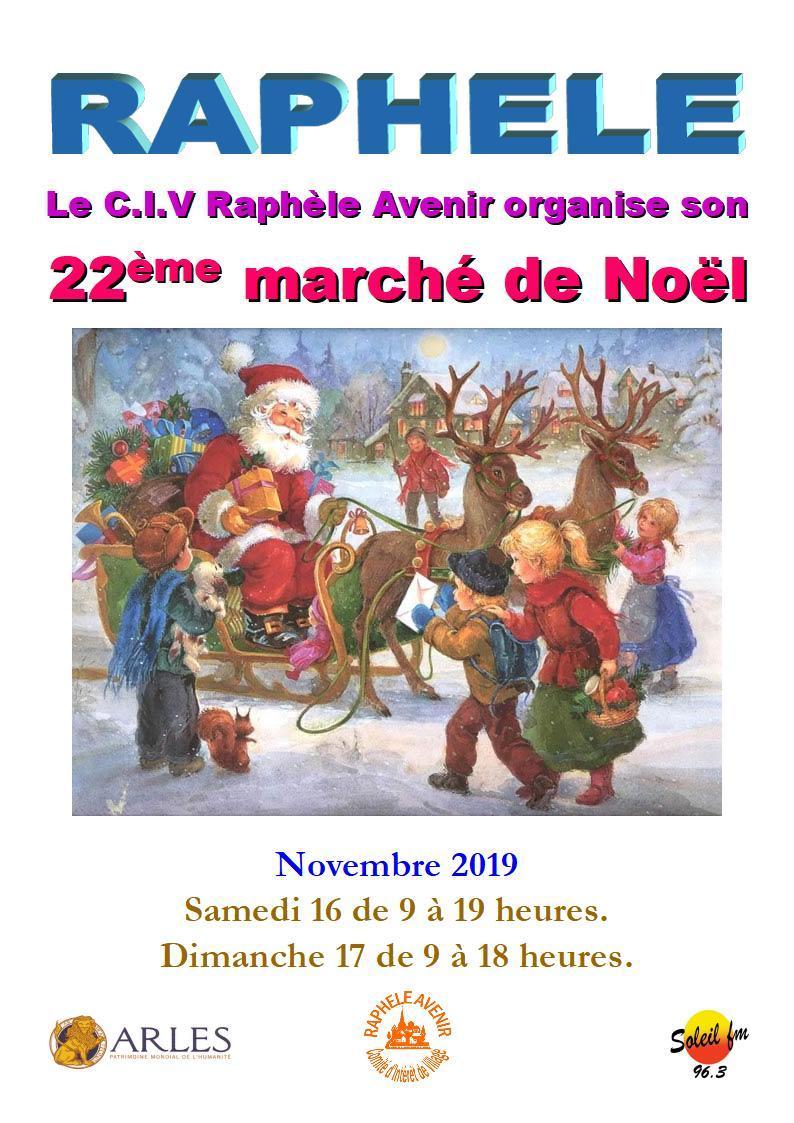 Organisé par le Comité d'Intérêt du village Raphèle Avenir