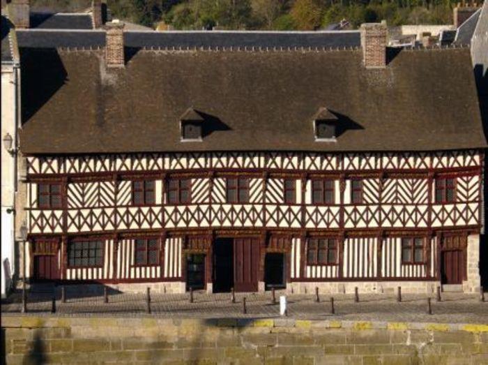 Journées du patrimoine 2020 - Présentation guidée de la façade de la maison Henri IV