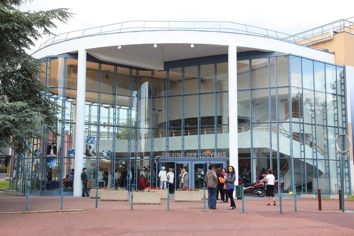 Journées du patrimoine 2020 - Visite guidée du théâtre de Points- Communs-l'Apostrophe