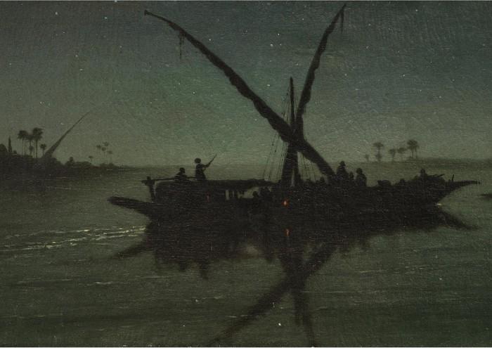 Journées du patrimoine 2019 - Visite de l'exposition Narcisse Berchère (1819-1891), de l'Orient au Pays d'Etampes