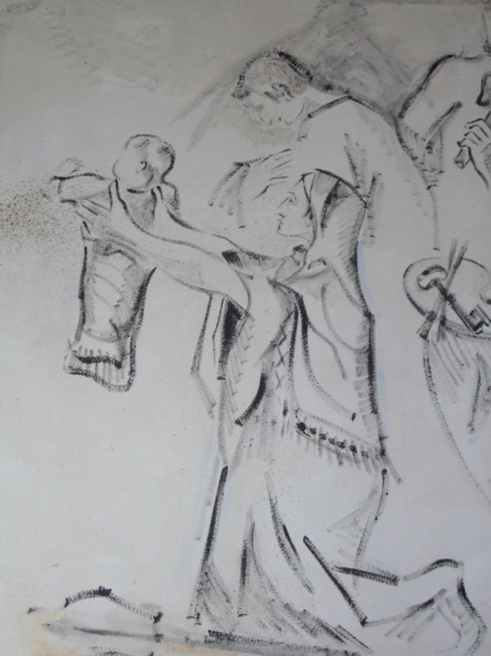 Journées du patrimoine 2019 - Une chapelle et ses fresques entre terre et ciel