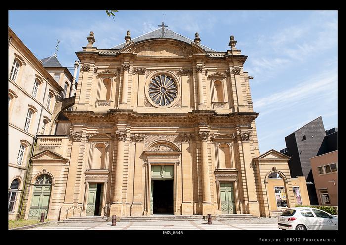 Journées du patrimoine 2019 - Visite libre de l'église Saint-Clément
