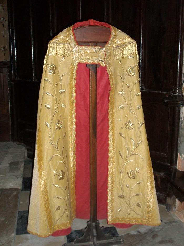 Journées du patrimoine 2020 - Exposition de vêtements liturgiques