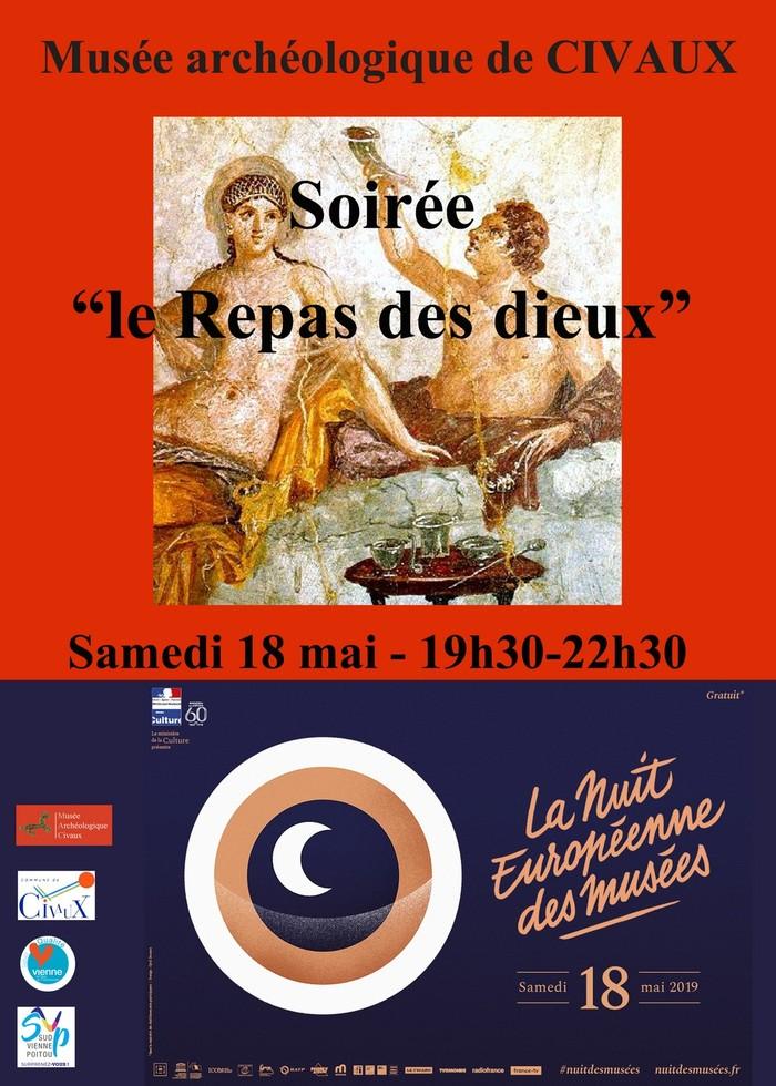 Nuit des musées 2019 -Soirée