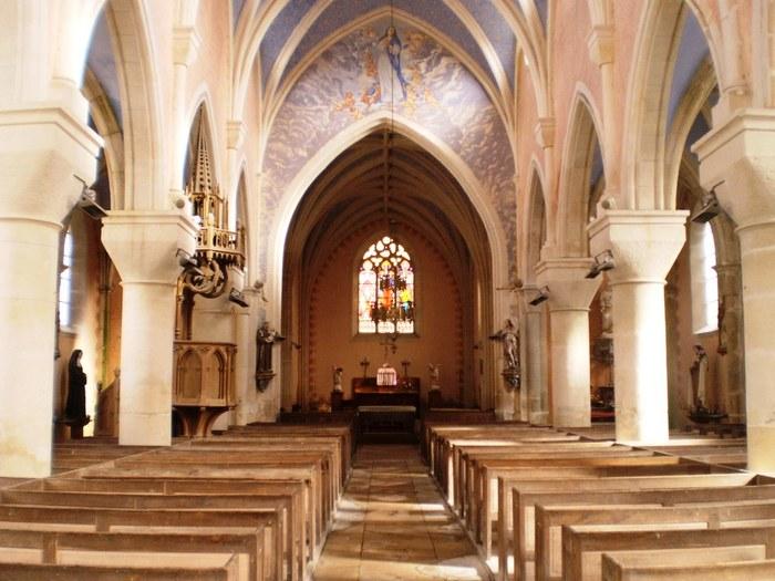 Journées du patrimoine 2019 - Découvrez l'Église Saint-André !