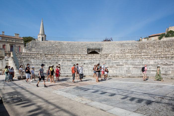 Journées du patrimoine 2020 - Annulé | Théâtre antique (Visite flash)