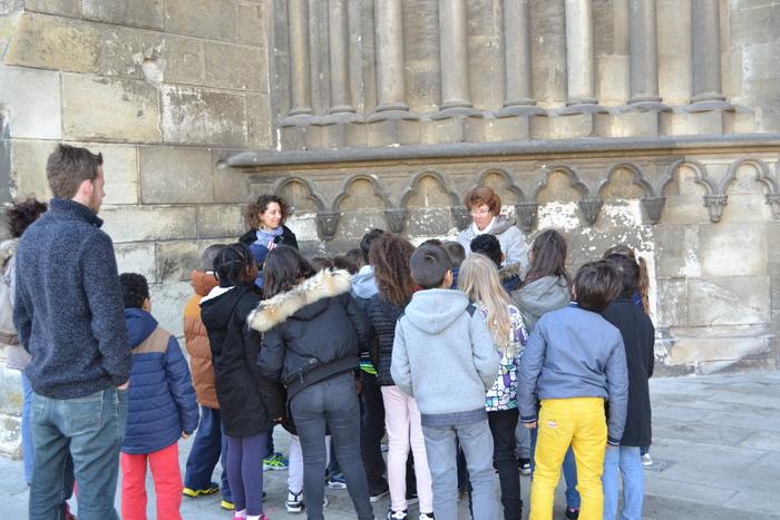 Journées du patrimoine 2020 - Enquête au coeur du chantier de la cathédrale, action réservée aux scolaires
