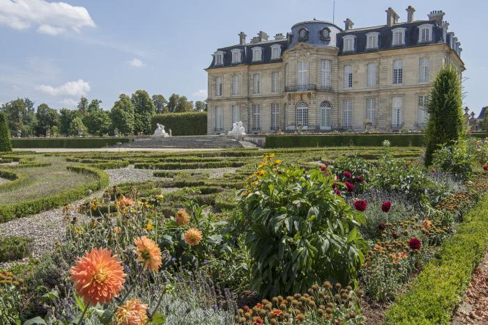 Journées du patrimoine 2020 - Visite libre du domaine national de Champs-sur-Marne