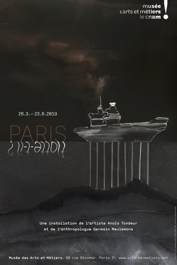 Nuit des musées 2019 -Paris flotte-t-il ?