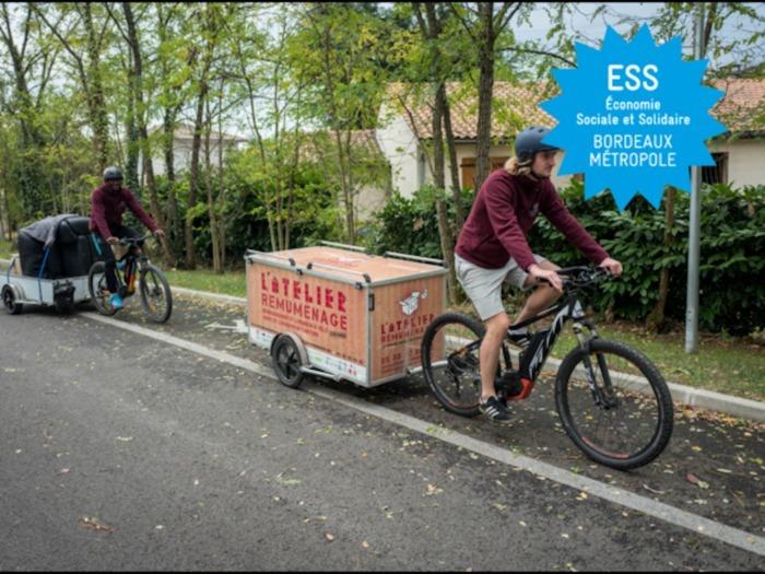 TOUR DE L'ESS 2020 – Visite «Une entreprise qui déménage» avec L'Atelier Remuménage