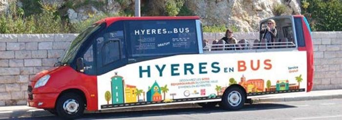 Journées du patrimoine 2020 - Hyères en bus