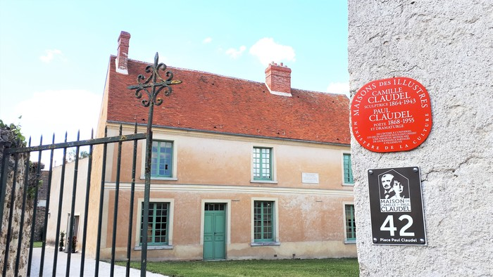 Journées du patrimoine 2020 - Maison de Camille et Paul Claudel