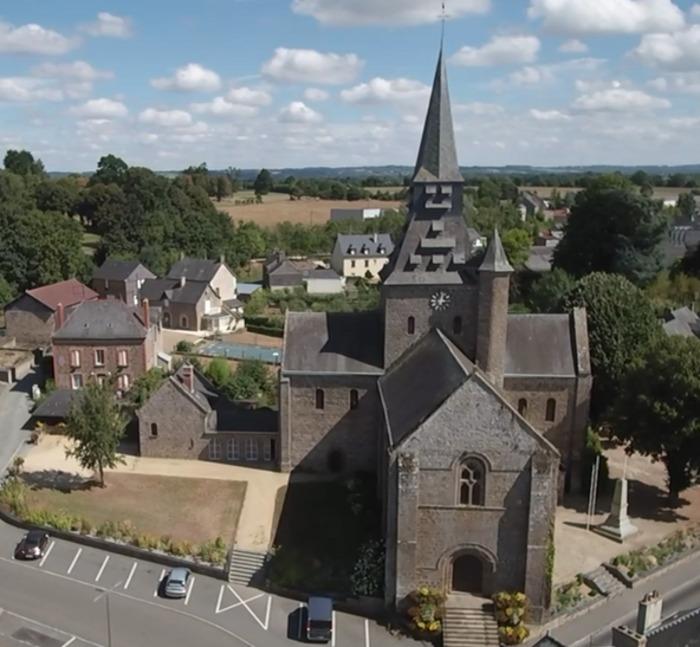 Journées du patrimoine 2019 - Les journées du patrimoine  Eglise Ambrières Les Vallées