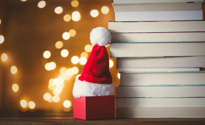 Noël à la bibliothèque