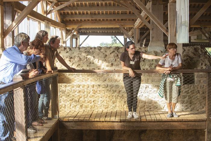 Journées du patrimoine 2020 - Visite guidée des vestiges des thermes de Cassinomagus