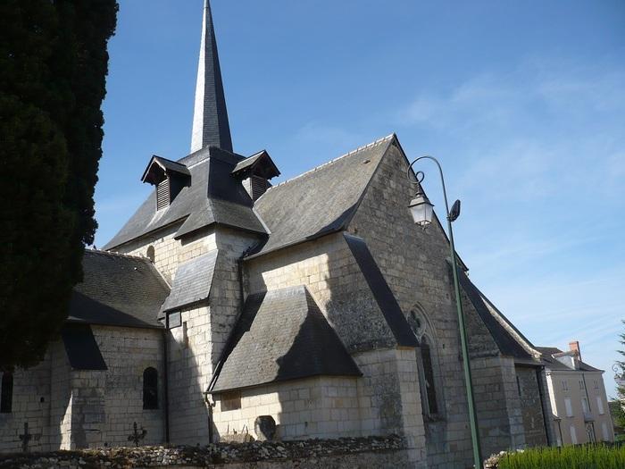 Journées du patrimoine 2020 - Accueil commenté à l'église de Lué