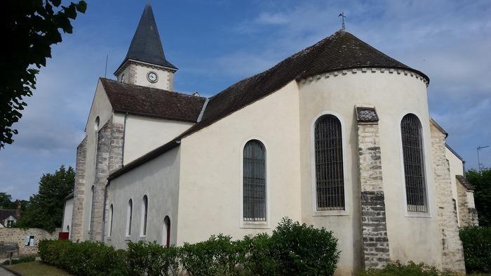 Journées du patrimoine 2020 - Visite libre de l'église Saint-Sévère de Bourron-Marlotte