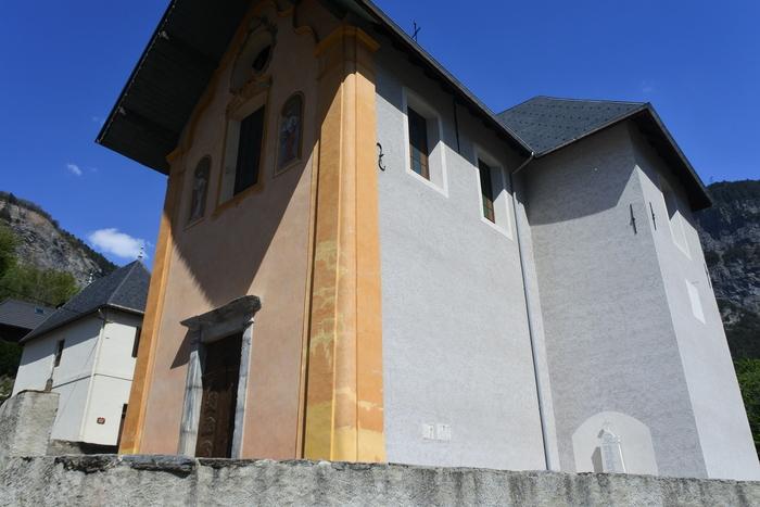 Journées du patrimoine 2020 - Ouverture de l'église Saint Côme et Saint Damien