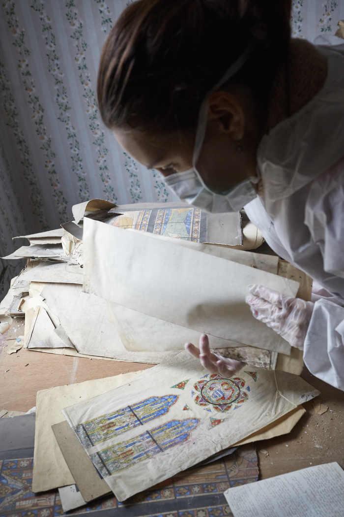 Journées du patrimoine 2019 - Les vitraux de la cathédrale créés par la maison Lorin