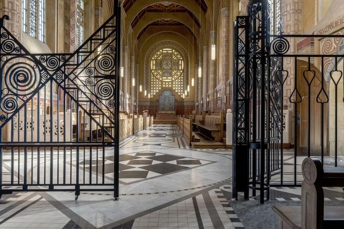 Journées du patrimoine 2020 - Visite guidée de la Maison Saint-Yves et de la chapelle Art déco