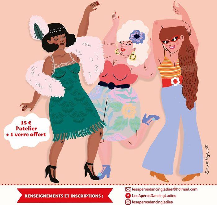 APÉRO DANCING LADIES
