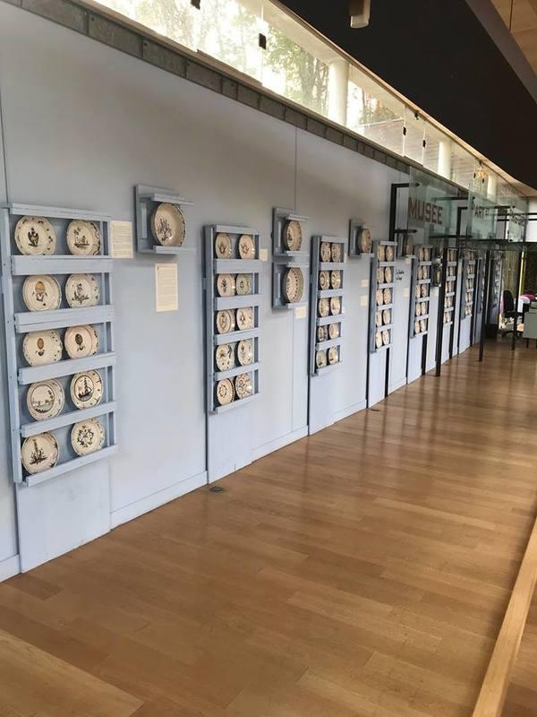 Nuit des musées 2019 -Visite des collections de faïences ainsi que des sculptures bourguignonnes