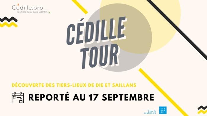 CÉDILLE TOUR - Étape 3 DIE