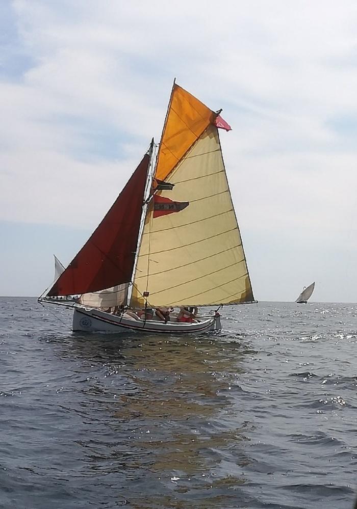 Journées du patrimoine 2020 - Navigation à bord d'un voilier traditionnel