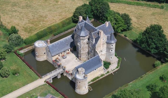 Journées du patrimoine 2019 - Découverte du château pré-Renaissance de Vaux