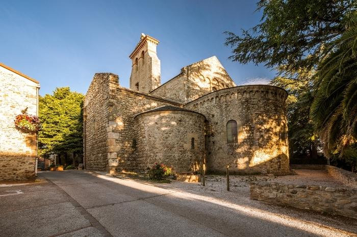 Journées du patrimoine 2020 - Visite libre de l'église-abbatiale