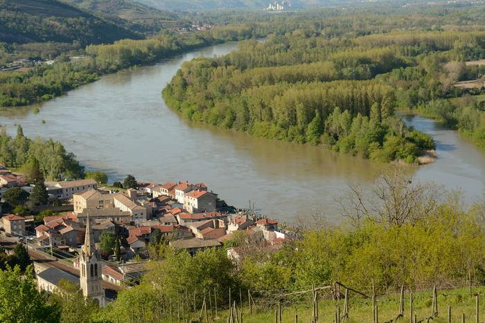 Journées du patrimoine 2020 - L'île de la Platière : une vie au fil des méandres du Rhône