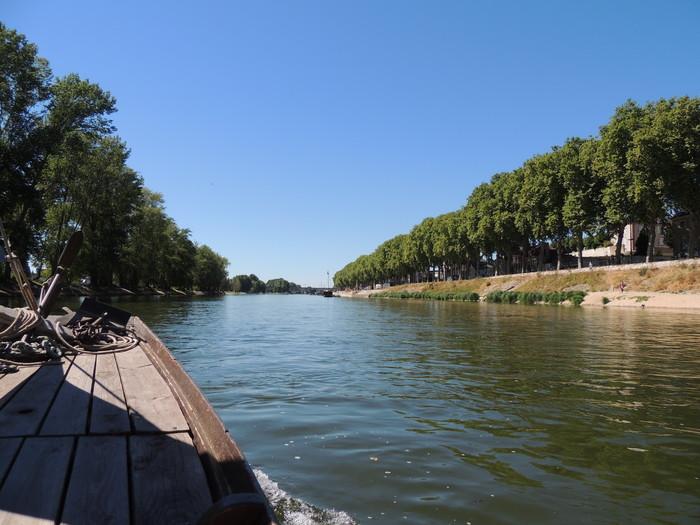 Journées du patrimoine 2020 - Balades en bateau sur la Loire