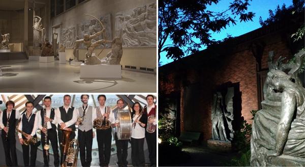 Nuit des musées 2019 -La Lyre d'Orsay : déambulations musicales au musée Bourdelle