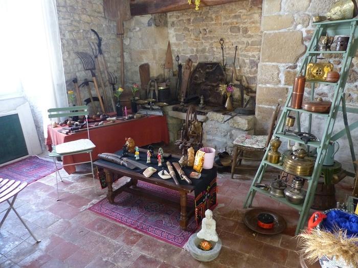 Journées du patrimoine 2019 - La Maison d'Eugénie - Demeure atypique, cabinet de curiosités & expositions