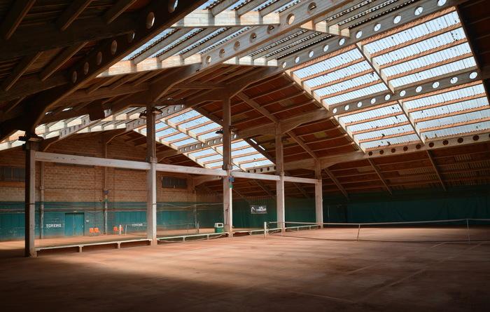 Journées du patrimoine 2019 - Visite libre du tennis-club