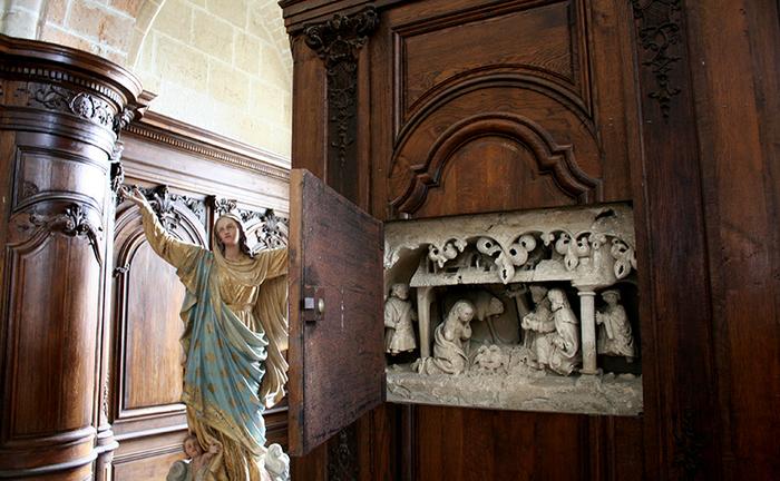 Journées du patrimoine 2020 - Une visite en musique de Saint-Martin !