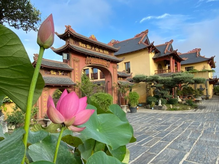Journées du patrimoine 2020 - La Pagode Van Hanh - Visite et découverte